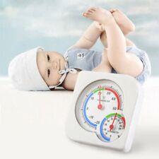db0b3ed3 Nursery Baby House Room Mini Thermometer Wet Hygrometer Temperature Meter