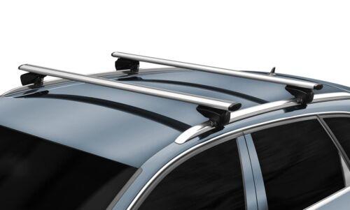 Alu Dachträger Lince für Ford Mondeo SW ab 10 belastbar aufl Reling