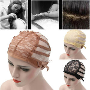 Lace-Net-Caps-Making-Weaving-Wigs-Stretch-Adjustable-Wig-Cap-For-Wig-Access