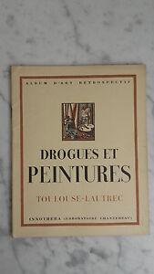 Album Arte - Medecines E Peintures - N°14 - Toulouse Lautrec