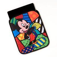 Romero Britto Disney Mickey Mouse Ipad/tablet Cover Sleeve