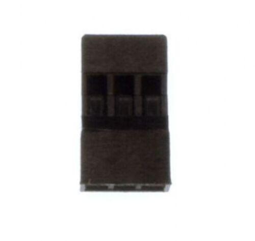 Apex RC Products Male JR Hitec Style Servo Connectors 10 Pack #1506