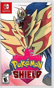 Pokemon Shield (Nintendo Switch, 2019) Brand New - Region Free