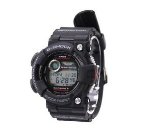 bf858cb8813 CASIO G-SHOCK FROGMAN GWF-1000-1JF Multiband 6 Men s Watch New in ...
