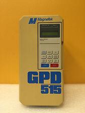 MagneTek GPD515 (GPD515C-A006) 230 V, 400 Hz, 6 A, AC Drive