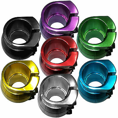 SCS GRENADE STUNT SCOOTER COMPRESSION CLAMP GOLD SILVER BLUE RED PURPLE GREEN