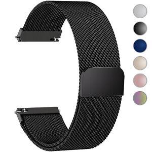 Milanese-Loop-Stainless-Steel-Bracelet-Magnetic16-18-20-22-24mm-Wrist-Watch-Band