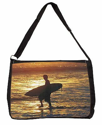 "Bello Sunset Surf Large Nero Laptop Borsa A Tracolla Scuola/college, Spo-s2sb-, Spo-s2sb"" Data-mtsrclang=""it-it"" Href=""#"" Onclick=""return False;""> Piacevole Al Palato"