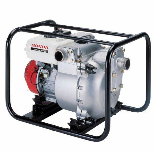 Honda WT20 (WT20XK4A) Heavy-duty 2-inch 185GPM Water Pump