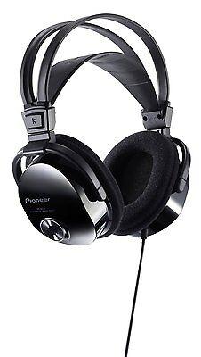 Pioneer Japan Dynamic Stereo Headphone with powerful bass SE-M531 Black