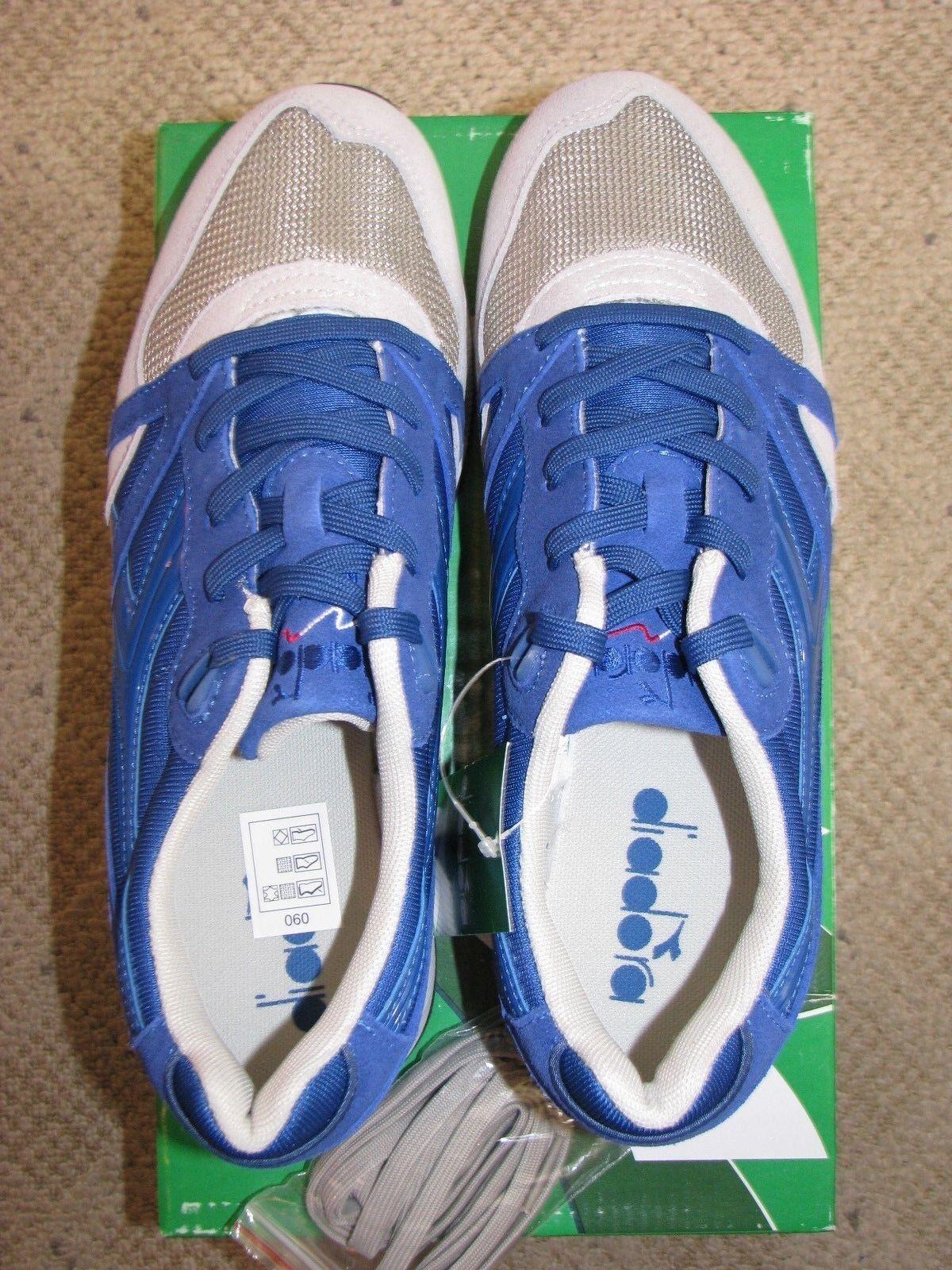 Diadora N9000 NYL OG OG OG blu   grigio Alaska Uomo Dimensione 9.5 DS NEW  160827-01 C5748 7e8ede