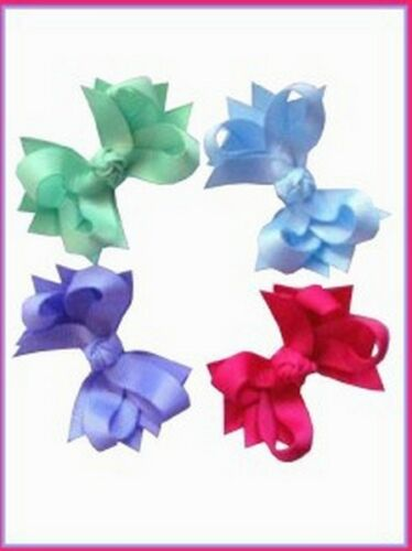 """2.5/"""" Boutique Hair Bow Clip 11 Style Hairbow Wholesale 50 Good Girl Baby 2/"""""""