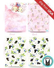 Genuine 2pcs San-X Sentimental Circus Nyanko Cat A4 File Folder Clear File Cute