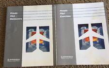 Jeppesen Private Plane Maneuvers & Private Pilot Excercises Books