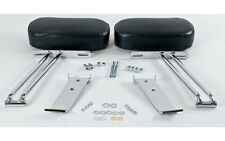 Chrome Passenger Arm Rest (pair) Honda Goldwing GL 1200 Interstate Aspencade LTD