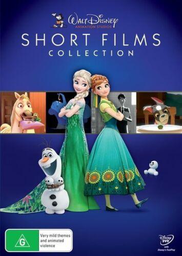 1 of 1 - Walt Disney Animation Studios Short Films Collection DVD NEW Region 4