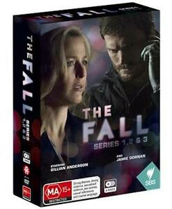 Details about The FALL Series : SEASONS 1 - 3 : NEW DVD Box Set