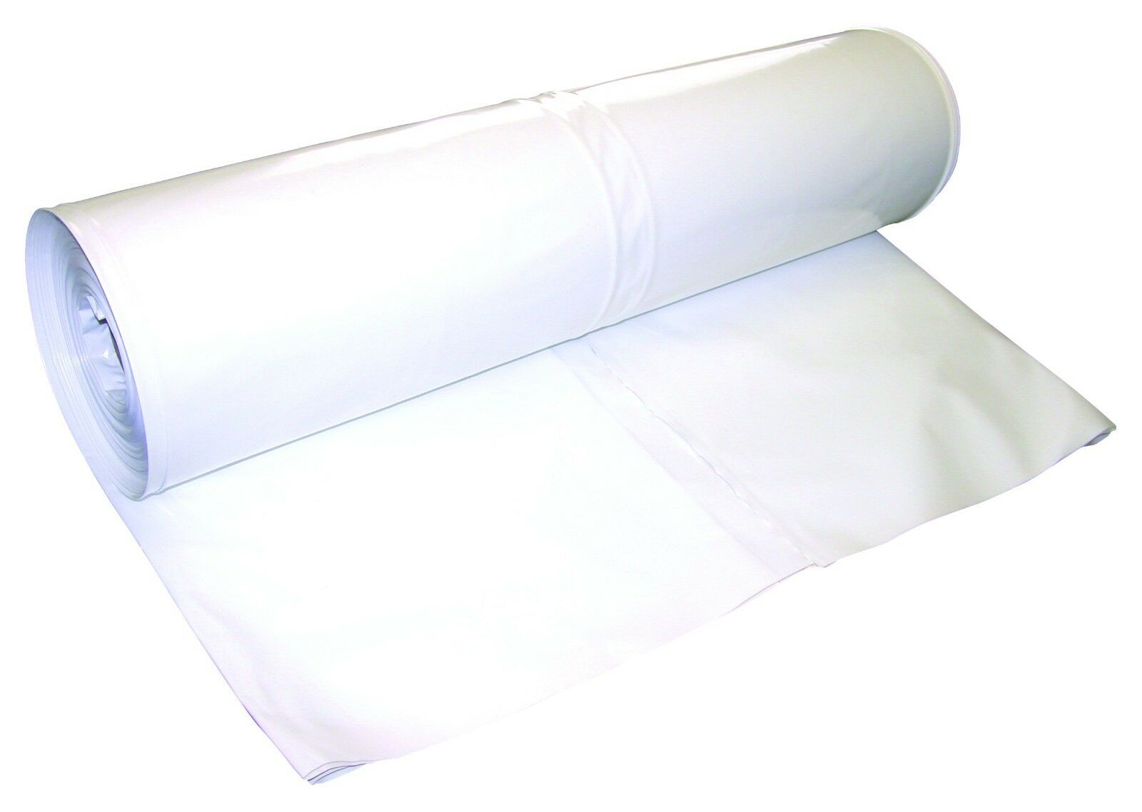 26 ft. x 100 ft. White, 8 Mil Shrink Wrap - DS-268100W