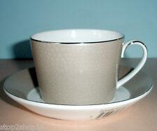 Royal Doulton Monique Lhuillier FEMME FATALE Tea Cup & Saucer Made in UK NEW
