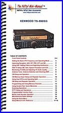 NIFTY MM-TS590SG Nifty! Compact TS-590SG Mini-Manual