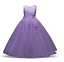 US-STOCK-Flower-Girl-Dress-Princess-Formal-Graduation-Bridesmaid-Gown-O99 thumbnail 15