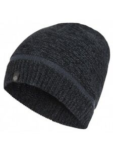 Ronhill-Podium-Beanie-hat-Running-Jogging-Walking-Black-Charcoal