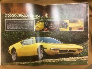 DeTomaso-Pantera-039-Torrid-Italian-Beauty-039-1970-review-early-push-button-Pantera