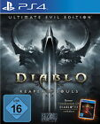 Diablo III: Reaper Of Souls -- Ultimate Evil Edition (Sony PlayStation 4, 2014)