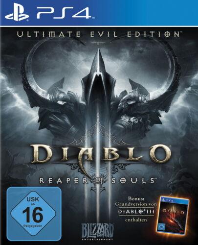 1 von 1 - Diablo III: Reaper Of Souls -- Ultimate Evil Edition (Sony PlayStation 4, 2014)