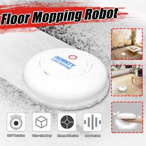 Automatic Intelligent Vacuum Cleaner Robot Quiet Floor Mopping Cloth