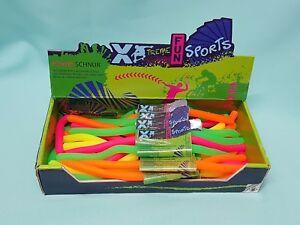Basteln & Kreativität 24 X Powerschnur Xtreme Fun Sports Power Schnur Glow In The Dark 1 X Display Sonstige