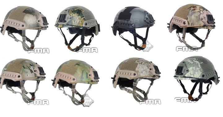 FMA Ballistic FAST Helmet Tactical Helmet  For Airsoft Paintball