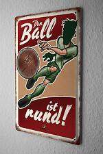 Tin Sign XXL Retro Pit Hammann My Home my rules