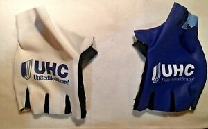 Vermarc-UHC-UnitedHealthcare-Pro-Cycling-Gloves-Large-Cyclocross-Road-Mountain