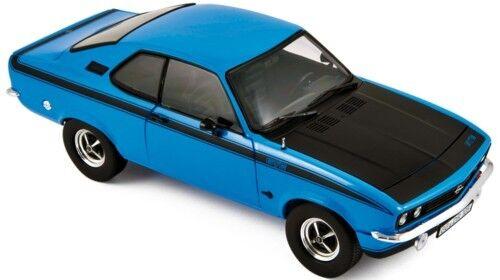 NOREV 1 18 AUTO STERBEN CAST OPEL MANTA GT E E E 1975 183633 341b2d