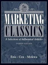 Marketing Classics: A Selection of Influential Articles-ExLibrary