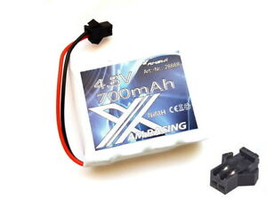 Akku-RC-Pack-4-8V-700mAh-Ni-Mh-AM-X-Racing