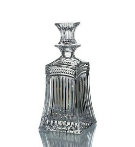 whisky karaffe 0 75l bohemia 24 bleikristall serie imperial neu ovp. Black Bedroom Furniture Sets. Home Design Ideas