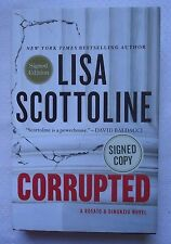 A Rosato and Dinunzio Novel: Corrupted No. 3 by Lisa Scottoline (2015, Hardcover)