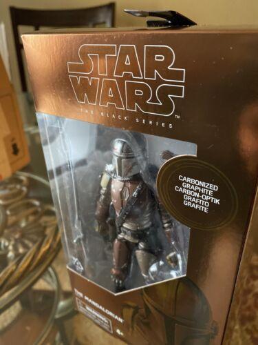 Star Wars Black Series Mandalorian Carbonized Target