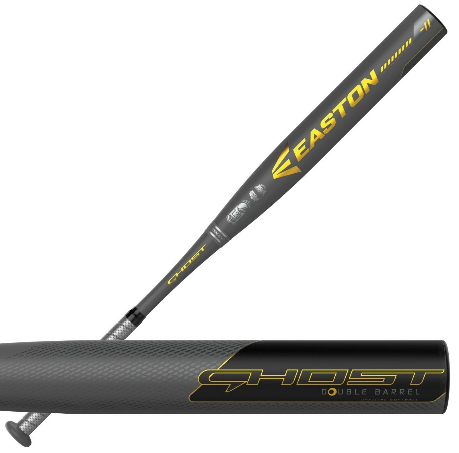 2019 Easton Ghost -11 USSSA 29  18 oz. Fastpitch Softball Bat FP19GHU11