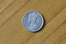 MONETA HONG KONG 10 CENT 1888 VICTORIA QUEEN SUBALPINA