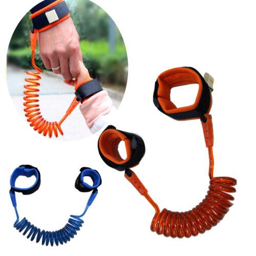 Toddler Kids Baby Safety Walking Anti-lost Harness Strap Wrist Leash Belt Hand