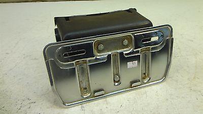 1982 Yamaha Maxim XJ750 XJ 750 Y424' rear storage license plate mount bracket