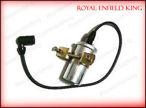 BSA-Triumph-Norton-AJS-Royal-Enfield-Lucas-6V-Volt-Ignition-Coil-Genuine-amp-New