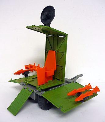"""GI JOE COASTAL DEFENDER Vintage 7"""" Action Figure Vehicle Playset COMPLETE 1987"""