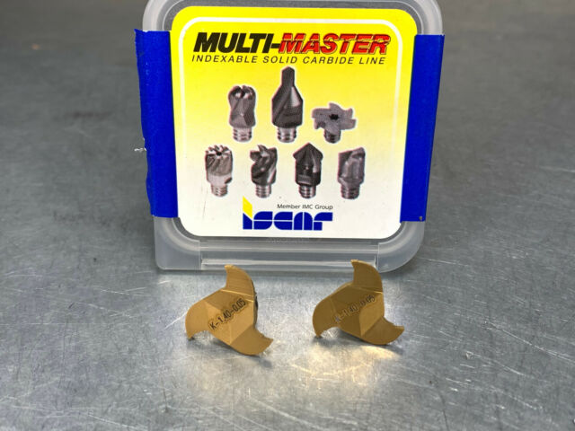 ISCAR MULTI-MASTER interchangeable solid carbide MM GRIT 22K 1.40-0.05 528