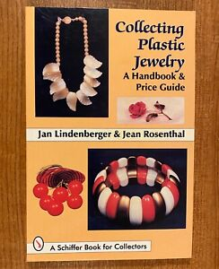 COLLECTING-PLASTIC-JEWELRY-A-Handbook-and-Price-Guide-LIKE-NEW