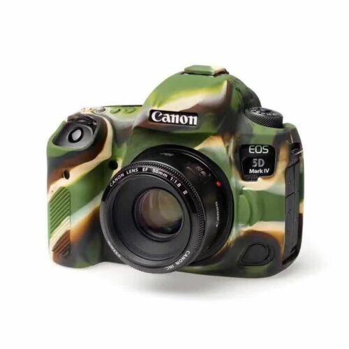 Para Canon EOS 5D Mark caso Silicona Goma Protectora Cuerpo IV Cubierta Estuche