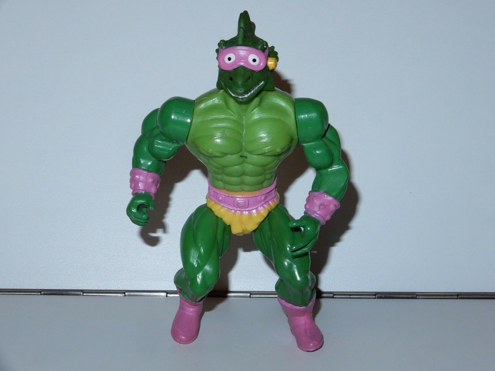 MOTU KO TURLY GANG PRIMUS' V2 1980s SEWCO SUNgold TMNT TURTLES